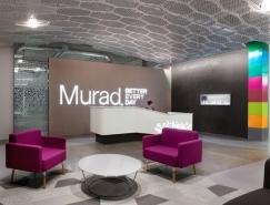 护肤品牌Murad总部办公空间设计