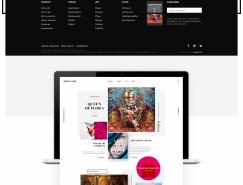 Serge Vasil网页和App UI/UX界面设计