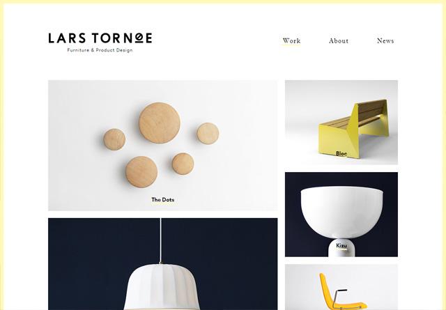 50个极简风格网站设计