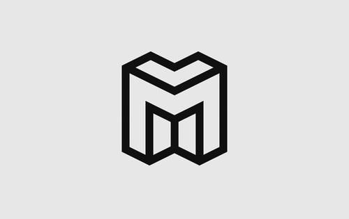 25例使用艺术线条的logo设计