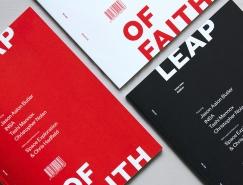 Leap of Faith杂志设计欣赏