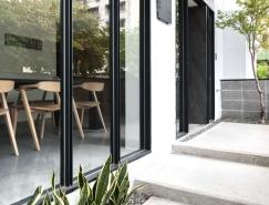 Tali空间设计办公室设计