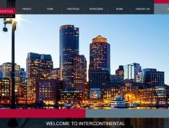 32个国外房地产开发公司网站设计