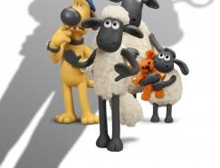 电影海报欣赏:小羊肖恩