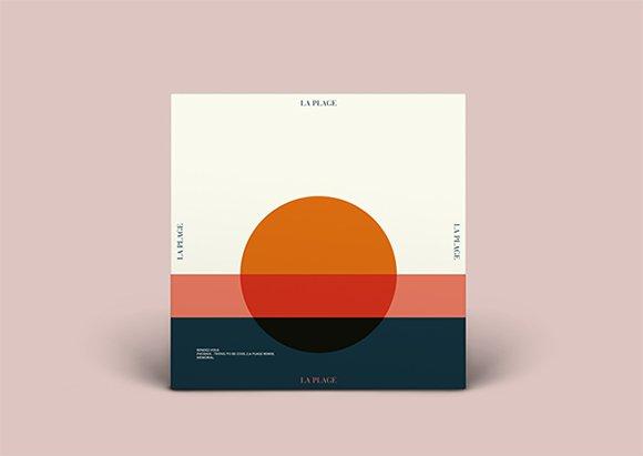 20款创意音乐专辑封面设计图片