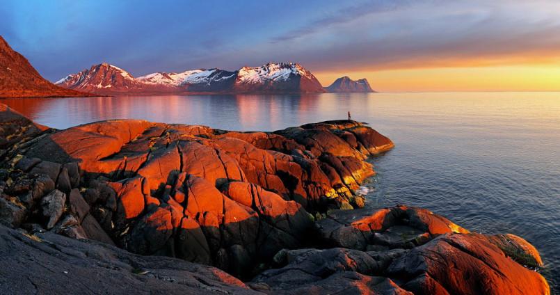 Tomas sereda - Photo coucher de soleil montagne ...