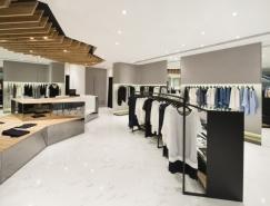 時裝品牌Atsuro Tayama香港店鋪設計