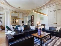 巴黎豪华的法式公寓正规棋牌游戏平台