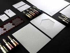 美甲品牌RiPrism视觉形象设计