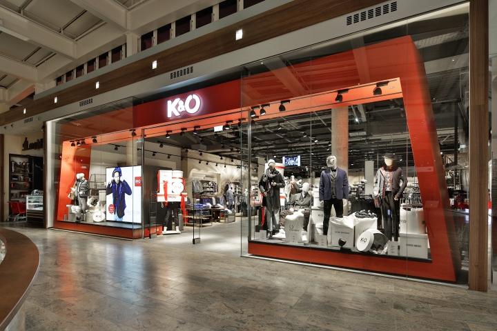 德国Kastner & Oehler时尚服装专卖店设计