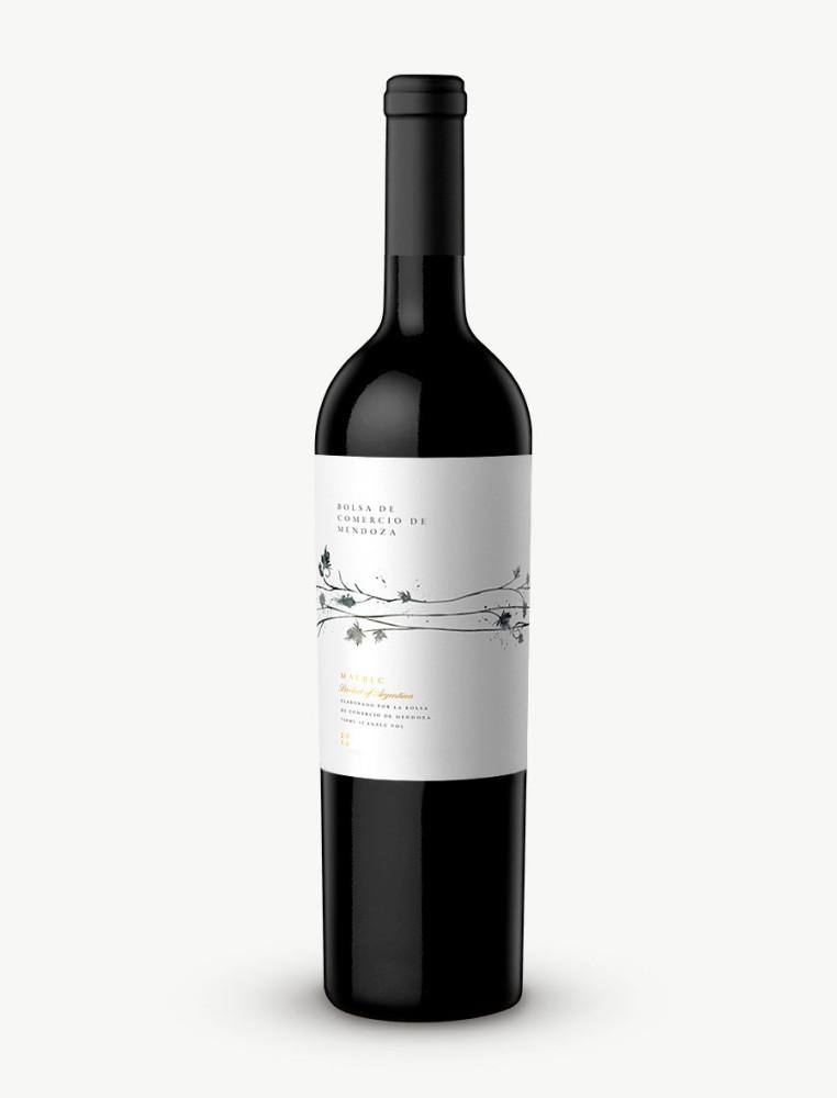 创意葡萄酒标签设计欣赏图片