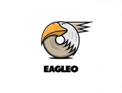 标志设计元素运用实例:鹰(三)