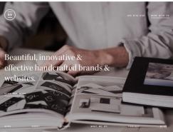 50个国外设计机构网站设计欣