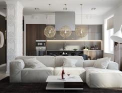 5个舒适中性风格装修设计