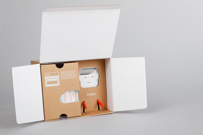20款创意电子产品包装设计图片