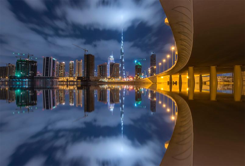 Dany Eid美丽的迪拜风光摄影