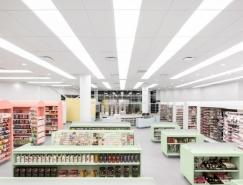 蒙特利爾Uniprix藥店室內設計