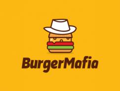 標志設計元素運用實例:漢堡(二)
