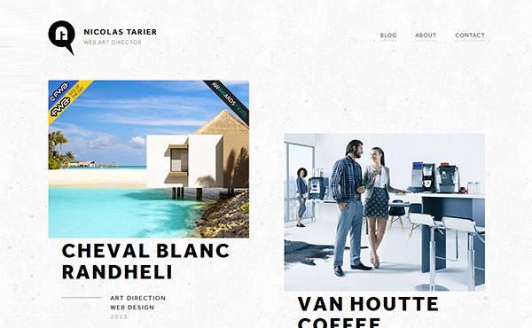 70个精美单页面网站设计