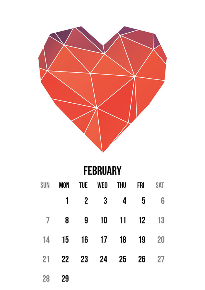 2014 Land Rover >> 2016年国外创意日历和月历设计 - 设计之家