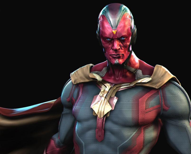 Mars Studio超级英雄3D插画设计