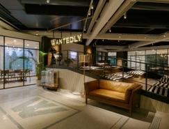 东京Wantedly办公空间设计