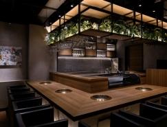 香港298 (NIKUYA) ROOM日式烧烤餐厅设计