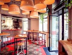 布达佩斯Baobao包子店室内空间365bet