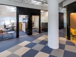 红牛饮料(Red Bull)斯德哥尔摩办公室设计