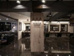 首爾Design Room美發沙龍空間設計