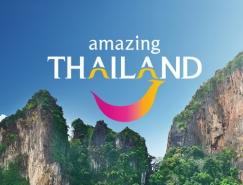 泰国推出全新的旅游品牌LOGO