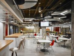 Yelp芝加哥办公空间设计