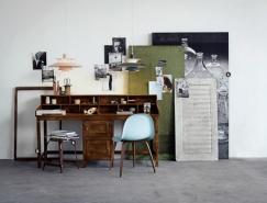 20个整洁的家庭工作空间设计