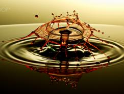 30个精美的液体飞溅摄影作品