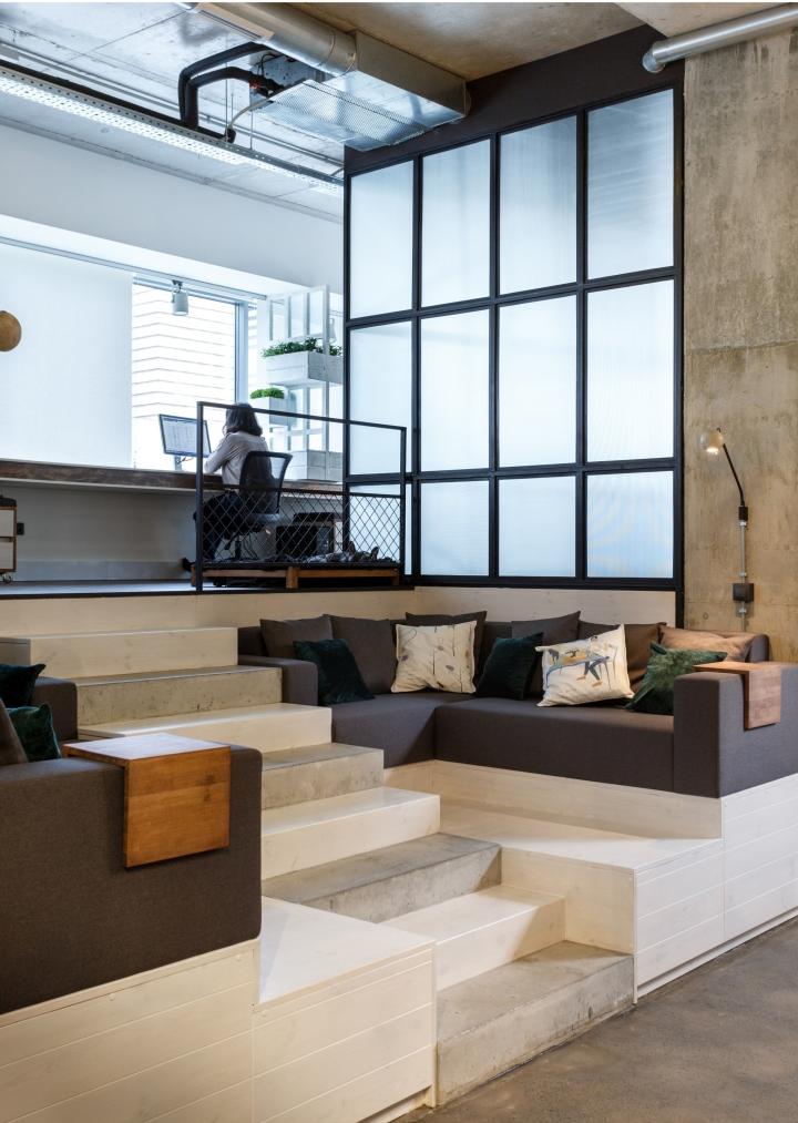 环艺设计 室内设计 办公空间