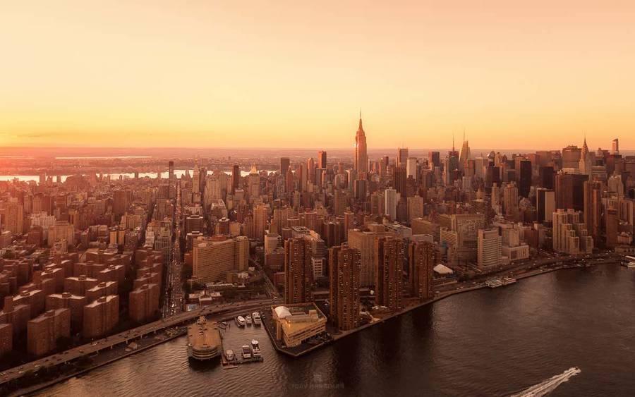 Toby Harriman超美的鸟瞰航拍摄影佳作