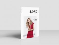 Road雜誌版式設計欣賞