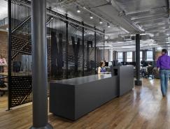 云存储公司Dropbox纽约办公室空间设计
