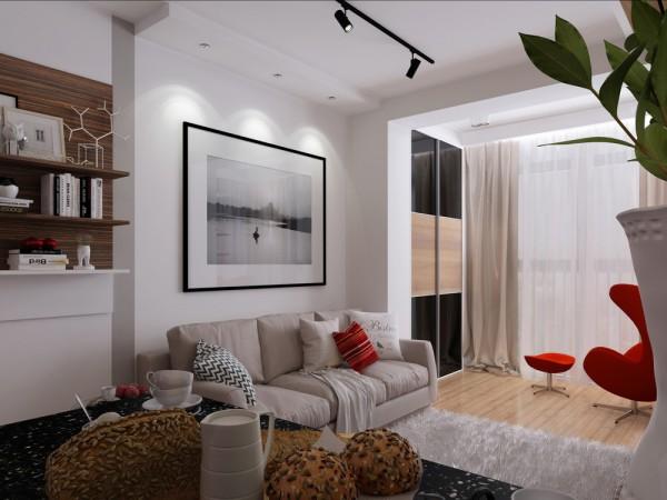 4个30平米超小公寓装修设计
