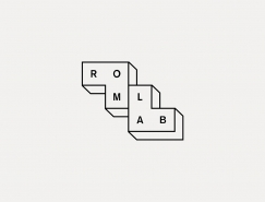 Romlab品牌视觉形象澳门金沙真人
