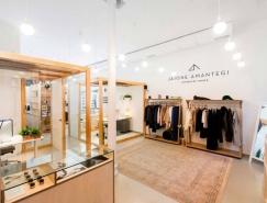 Jaione Amantegi理发店空间设计