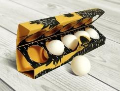 30款国外创意鸡蛋包装设计