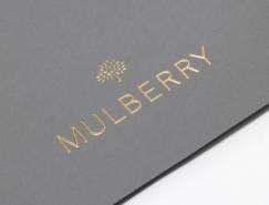 Mulberry品牌形象視覺設計