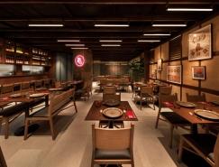 香港Mak Mak泰式餐厅设计