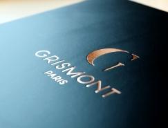 高尔夫球杆品牌Grismont视觉形象设计