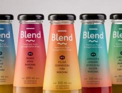Blend飲料包裝設計