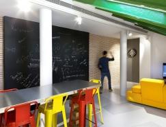 主机服务商SiteGround马德里办公室空间设计