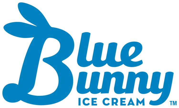 我喜欢这个标志,简单、有趣、机智。虽然机智及有趣从来不是判断一个标志好坏的标准(最明显的例子是所谓的世界五百强企业的标志,没有几个能够称得上是有趣机智的),但那些透着一种机智的标志总会让我注目更多。BLUE BUNNY,意思就是蓝兔子,BUNNY这个词带着一种儿童用语的气息及轻松的感觉。这兔子肚子鼓鼓的,反而增添了一些可爱气息(也符合甜品的气息)。说这个标志机智,是因为利用字母自然地形成兔子的形象,虽然情理之中,但不见得你能够立即想到这种解决方案。 原来旧标志的兔子形象,并不是不好,只是我个人会觉得原标