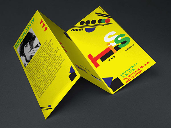 40个国外创意小册子排版设计(2)