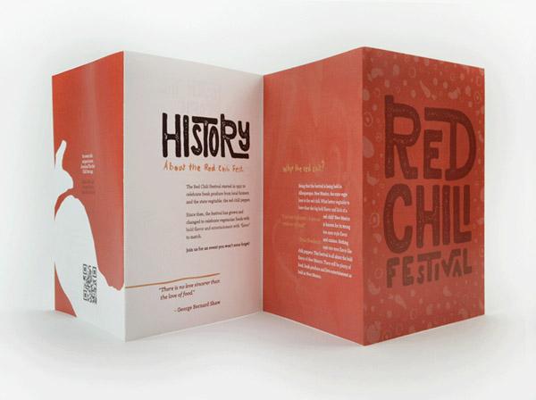40个国外创意小册子排版设计(2)图片